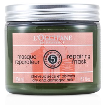 Aromachologie Repairing Mask (For Dry and Damaged Hair)  200ml/6.7oz