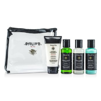 Travel Kit (Classic Formula)  4pcs