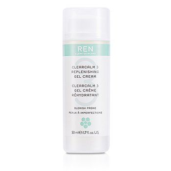 Clearcalm 3 Replenishing Gel Cream (For Blemish Prone Skin)  50ml/1.7oz