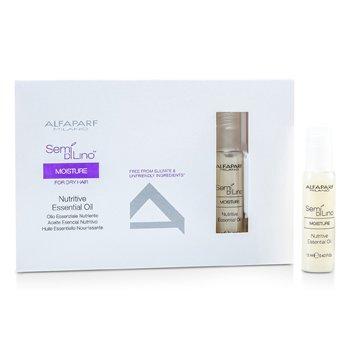 Semi Di Lino Moisture Nutritive Essential Oil (For Dry Hair)  6x13ml/0.43oz