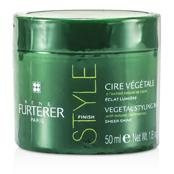 Vegetal Style Finish Vegetal Styling Wax (Sheer Shine)  50ml/1.81oz
