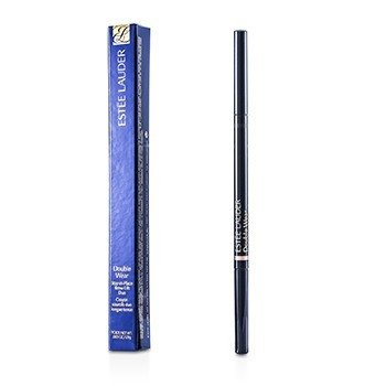 Estée Lauder Double Wear Stay In Place Brow Lift Duo - # 01 Highlight/Black Brown  0.09g/0.003oz