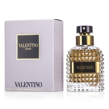 Valentino Uomo Eau De Toilette Spray  50ml/1.7oz