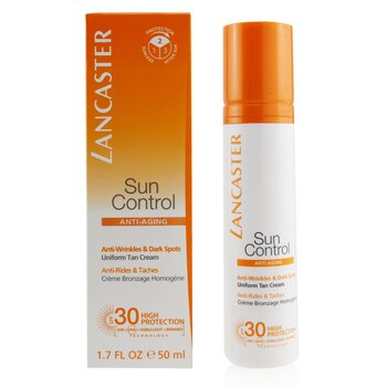 Sun Control Face Uniform Tan Cream SPF30  50ml/1.7oz