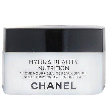 Chanel Hydra Beauty Nutrition Cremă Hrănitoare și Protectoare (Pentru Piele Uscată)  50g/1.7oz