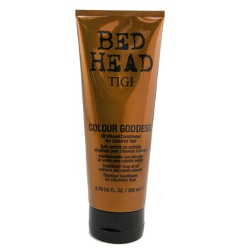 Bed Head Colour Goddess Oil Infused Conditioner (P/ cabelo tingido)  200ml/6.76oz