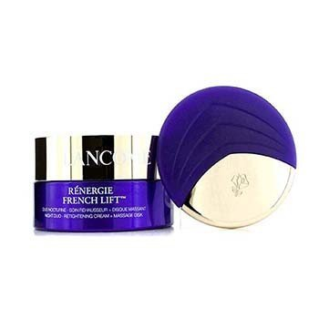 Renergie French Lift: Night Duo - Retightening Cream + Massage Disk  50ml/1.7oz
