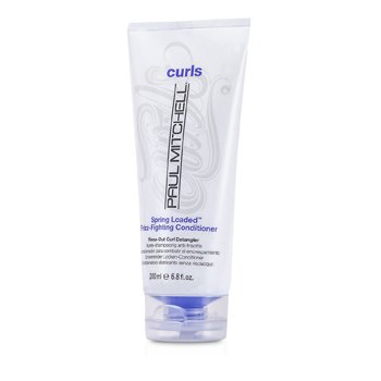 Curls Spring Loaded Frizz-Fighting Conditioner 200ml/6.8oz
