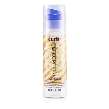 Curls Twirl Around Crunch-Free Curl Definer 150ml/5.1oz