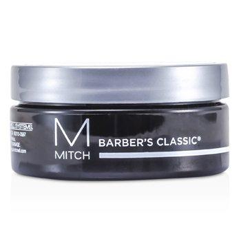 Paul Mitchell Mitch Barber's Classic Pomada Agarre Moderado Alto Brillo  85g/3oz