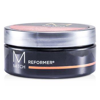 Pasta do stylizacji włosów Mitch Reformer Strong Hold/Matte Finish Texturizer  85g/3oz