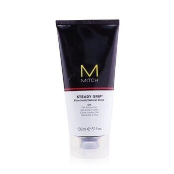 Żel nablyszczający do stylizacji włosów Mitch Steady Grip Firm Hold/Natural Shine Gel 150ml/5.1oz