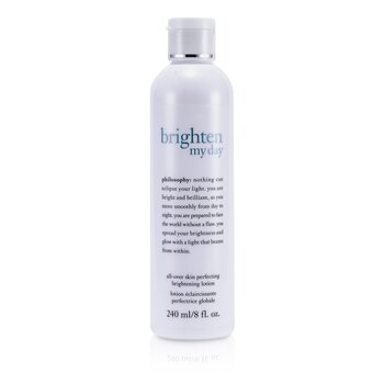 פילוסופי Brighten My Day All-Over Skin Perfecting Brightening Lotion – תחליב הבהרה  240ml/8oz