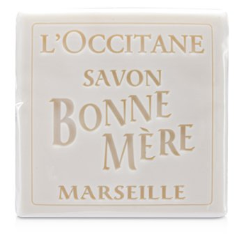 L'Occitane Bonne Mere Soap - Milk - Sabun  100g/3.5oz