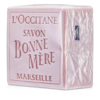 L'Occitane Bonne Mere Soap - Rose - Sabun  100g/3.5oz