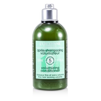 L'Occitane Aromachologie Volumizing Conditioner (For Fine Hair Lacking Volume)  250ml/8.4oz