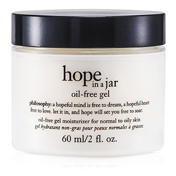 Hope In A Jar Oil-Free Gel Moisturizer (For Normal To Oily Skin)  60ml/2oz