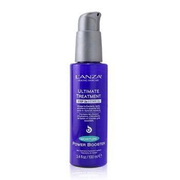 Lanza Ultimate Treatment Step 2a Additive Moisture Impulsador de Poder  100ml/3.4oz