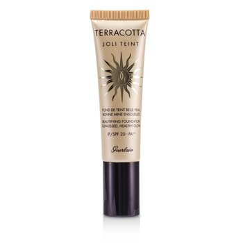Guerlain Terracotta Joli Teint Beautifying Foundation SPF 20 - # Medium  30ml/1oz