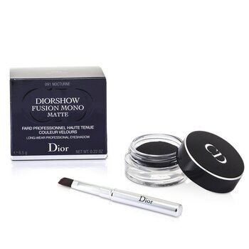 Diorshow Fusion Mono Matte Long Wear Professional Eyeshadow  6.5g/0.22oz