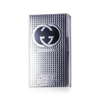Guilty Pour Homme Eau De Toilette Spray (Stud Limited Edition)  90ml/3oz