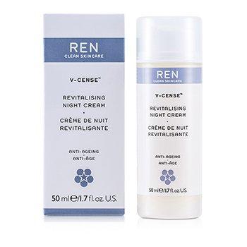 Ren V-Cense Crema de Noche Revitalizante (Para Piel Seca)  50ml/1.7oz