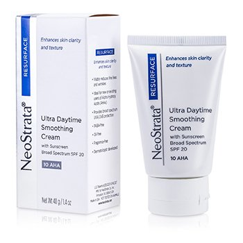 Resurface Ultra Daytime Smoothing Cream SPF20 10 AHA  40g/1.4oz
