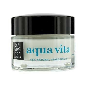 Apivita Aqua Vita 24H Crema Hidratante (Para Piel Normal/Seco, Sin Caja)  50ml/1.76oz