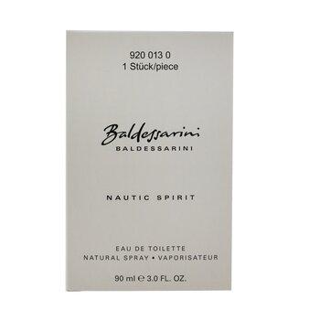 Nautic Spirit Eau De Toilette Spray  90ml/3oz