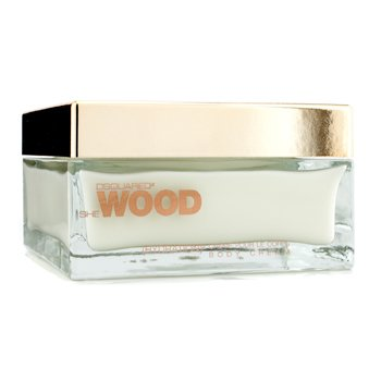 Dsquared2 She Wood (Hidratación)2 Crema Corporal  200ml/7oz