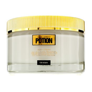 Dsquared2 Potion Body Cream - Krim Tubuh  200ml/7oz