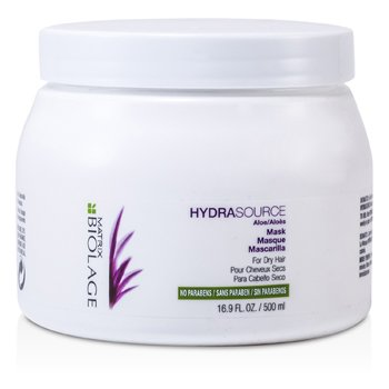 Matrix Máscara Biolage HydraSource (Cabelo Seco)  500ml/16.9oz