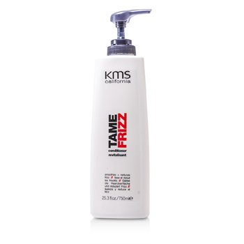 KMS California Tame Frizz Conditioner (Smoothes & Reduces Frizz)  750ml/25.3oz