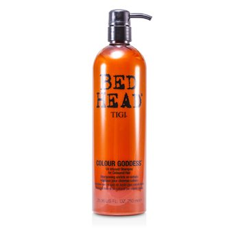 Tigi Šampon s olejem Bed Head Colour Goddess Oil Infused Shampoo (pro barvené vlasy)  750ml/25.36oz