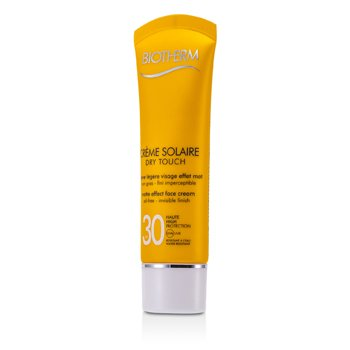 Creme Solaire SPF 30 Dry Touch UVA/UVB Matte Effect Face Cream  50ml/1.69oz