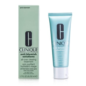 Anti-Blemish Solutions All-Over Clearing Treatment  50ml/1.7oz