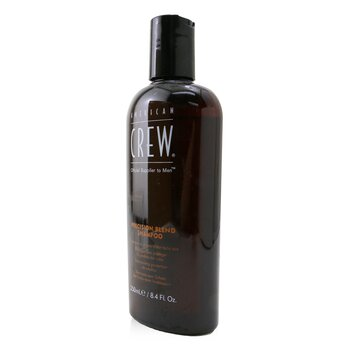 Men Precision Blend Shampoo (Cleans the Scalp and Controls Color Fade-Out)  250ml/8.45oz