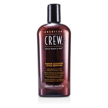 Men Power Cleanser Style Remover Daily Shampoo -päivättäinen shampoo(kaikille hiustyypeille)  250ml/8.4oz
