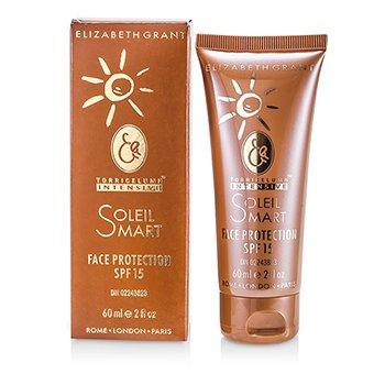 Elizabeth Grant Soleil Smart Protecție pentru Față SPF 15  60ml/2oz