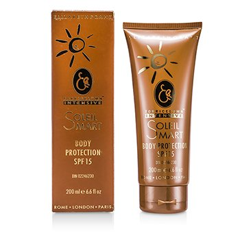 Elizabeth Grant Soleil Smart Body Protection SPF 15  200ml/6.6oz