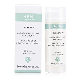 Evercalm Global Protection Day Cream (For Sensitive/ Delicate Skin)  50ml/1.7oz