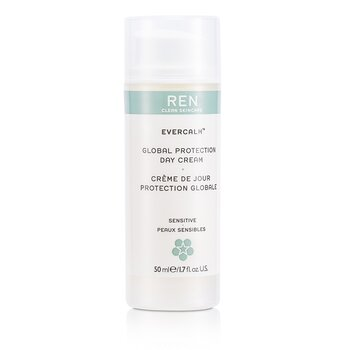 Ren Evercalm Global Protection Crema de Día (Para Piel Sensible/Delicada)  50ml/1.7oz