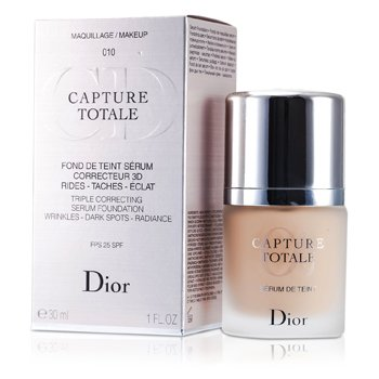 Capture Totale Triple Correcting Serum Foundation SPF25  30ml/1oz