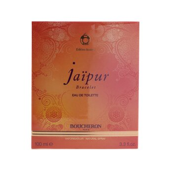 Jaipur Bracelet Eau De Toilette Spray (Limited Edition)  100ml/3.3oz