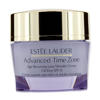 Advanced Time Zone Crema Reversadora de Edad de Líneas/Arrugas Sin Aceite SPF 15 (Piel Normal/Mixta) 50ml/1.7oz