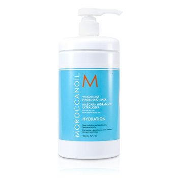 Weightless Hydrating Mask (For Fine Dry Hair)  1000ml/33.8oz