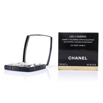 Chanel Cień do powiek Les 4 Ombres Quadra Eye Shadow - No. 202 Tisse Camelia  2g/0.07oz