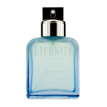 Calvin Klein Eternity Summer Eau De Toilette Spray (2014 Edition)  100ml/3.4oz
