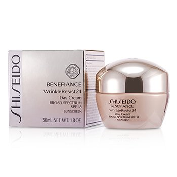 Benefiance WrinkleResist24 Day Cream SPF 18  50ml/1.8oz