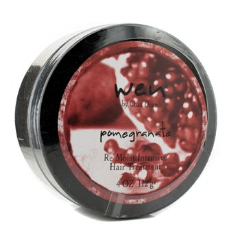 Wen Pomegranate Re Moist Intensive Hair Treatment  112g/4oz